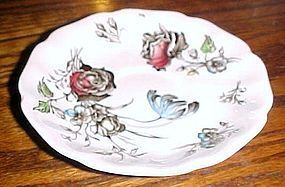 Johnson Brothers Day in June pattern saucer