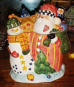 JC Penny Home Santa