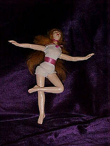 Composition Ballerina doll only 5 3/4