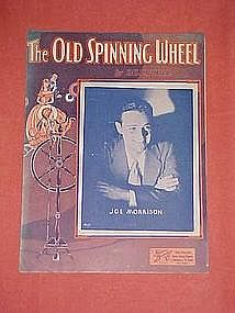 The Old Spinning Wheel, by Billy Hill 1933