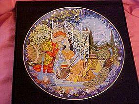 Shah Jahan and Mahal Lovers of the Taj Mahal