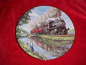 An American Classic, Golden age of American Railroads