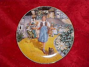 Follow the Yellow brick road, Wizard of Oz, Rudy Laslo