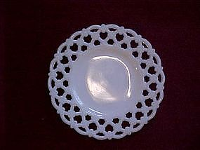 """Westmoreland forget me not plate 7 1/4"""""""