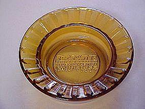 Edgewater casino and Hotel, souvenir ashtray