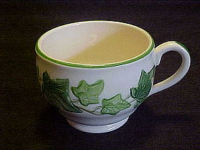 Franciscan Ivy cup, USA
