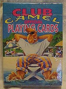 Club camel Official playing cards, Mint never opened