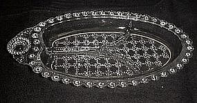 Daisy chain, beaded block, sectioned server