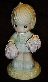 """Enesco Precious Moments, """"Cheers to the leader""""  104035"""