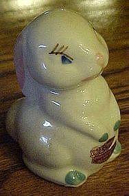 Rare Shawnee miniature Rabbit figurine