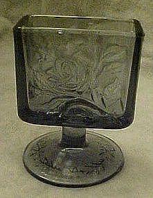 Platinum rose pillow vase 3 3/4