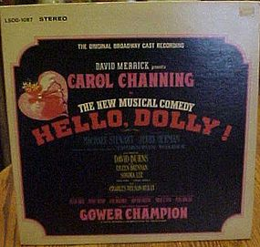 Original soundtrack Carol Channing