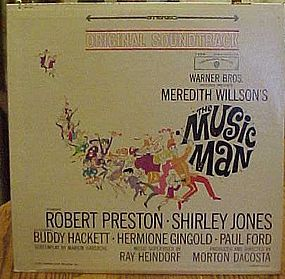 Original Soundtrack from The Music Man, album BS1459
