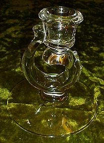 Fostoria Century single candle holder