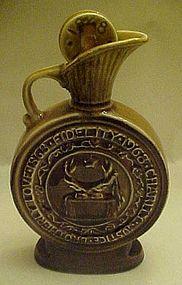 Jim Beam Elks centennial decanter B.P.O.E