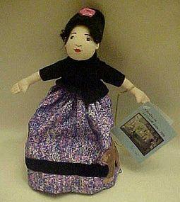 Seurat A sunday on La Grande jatte doll 1884