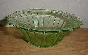 "Green SIERRA 5 1/2"" Cereal Bowls"