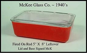 McKee Glass Co~1940