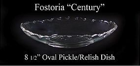 Fostoria Glass Co. ~ 1950