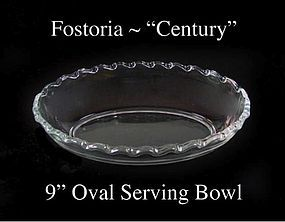 Fostoria Glass Co. ~ 1950